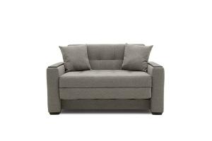 Прямой диван Этро люкс Dream Grey Вид спереди