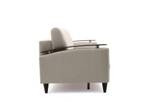 Прямой диван Джерси с опорой №5 Maserati White Вид сбоку