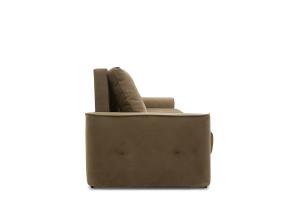 Двуспальный диван Фьюжн Maserati Light Brown Вид сбоку