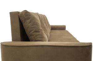 Двуспальный диван Фьюжн Maserati Light Brown Текстура ткани