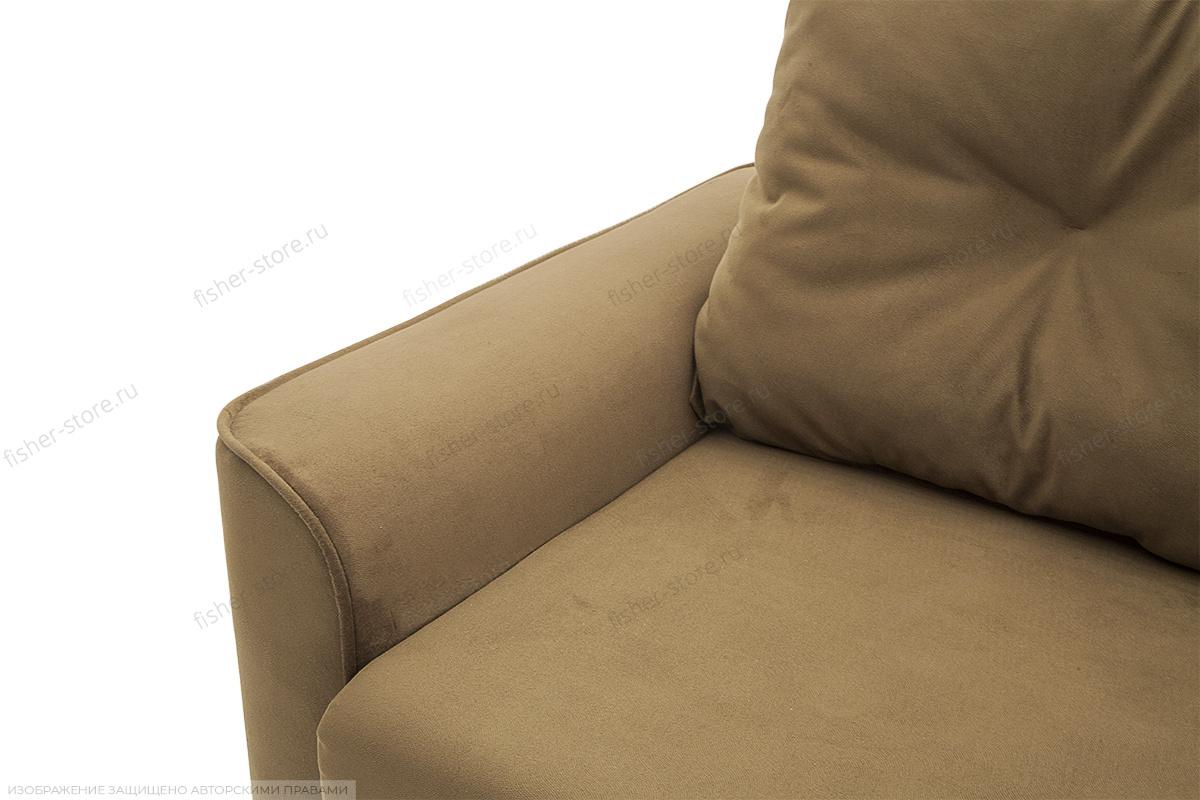 Двуспальный диван Фьюжн Maserati Light Brown Подлокотник
