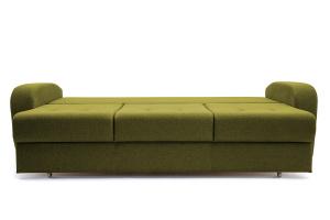 Прямой диван Селена Рогожка Savana Green Спальное место