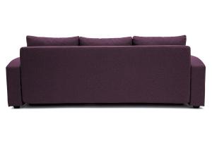 Прямой диван Селена Рогожка Savana Violet