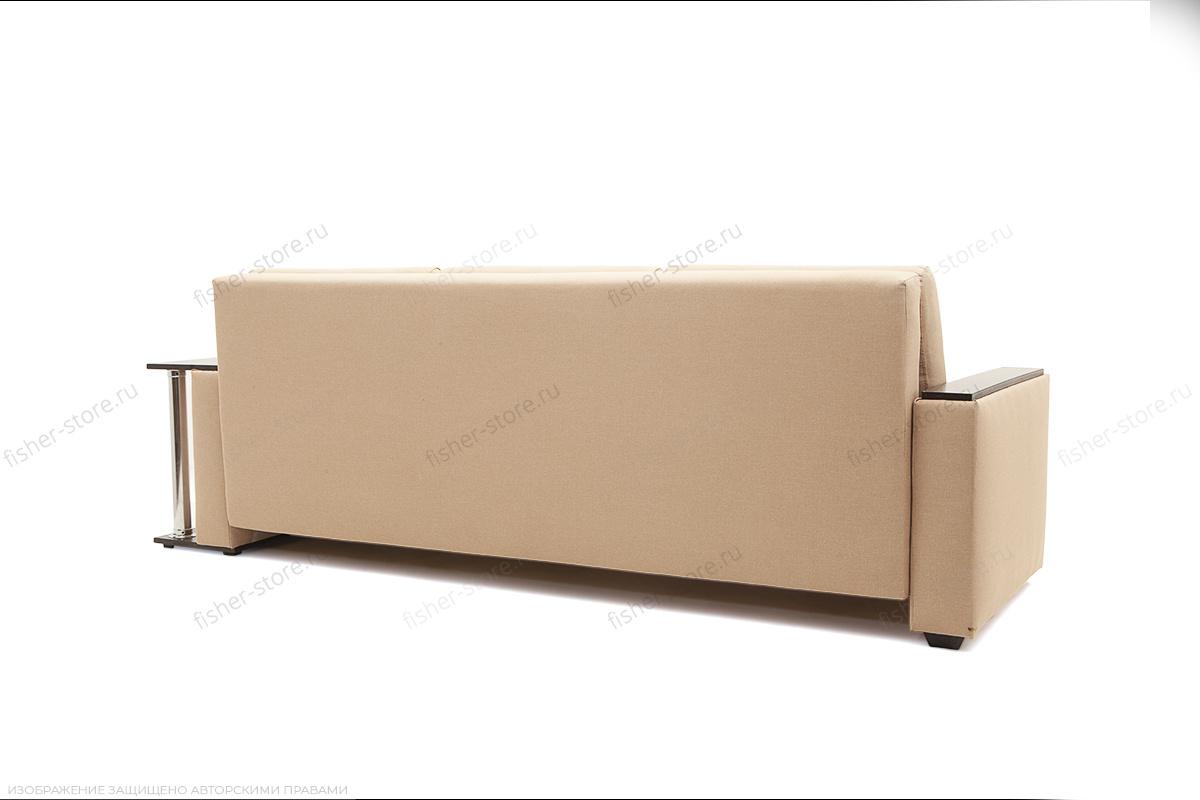 Двуспальный диван Атланта-3 эконом со столиком Savana Camel Вид сзади