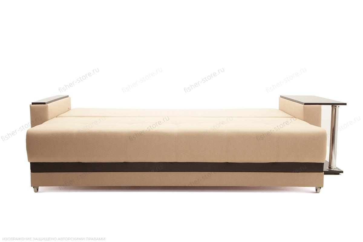 Двуспальный диван Атланта-3 эконом со столиком Savana Camel Спальное место