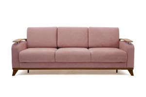 Прямой диван Джерси-3 с опорой №6 Maserati Light Violet Вид спереди