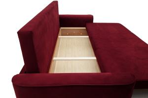 Прямой диван Фьюжн Maserati Red Ящик для белья