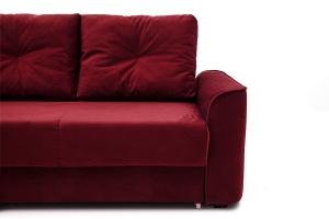 Прямой диван Фьюжн Maserati Red Ножки