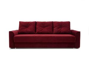 Прямой диван Фьюжн Maserati Red Вид спереди