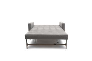 Прямой диван Этро люкс с опорой №3 Dream Grey Спальное место