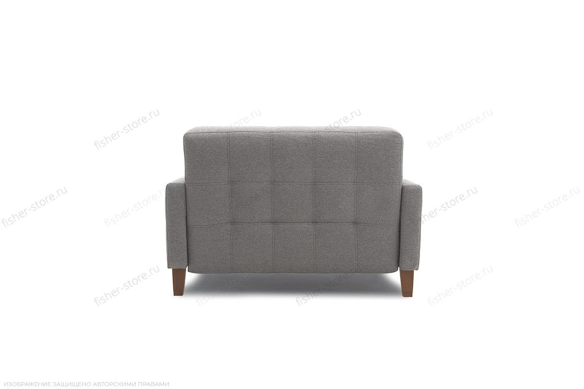 Прямой диван Этро люкс с опорой №3 Dream Grey Вид сзади
