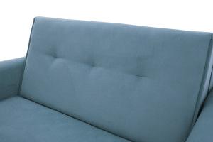 Прямой диван Аккорд-5 (120) Maserati Blue Текстура ткани