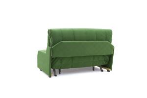 Прямой диван Виа-8 Maserati Green Вид сзади