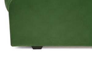 Прямой диван Виа-8 Maserati Green Ножки