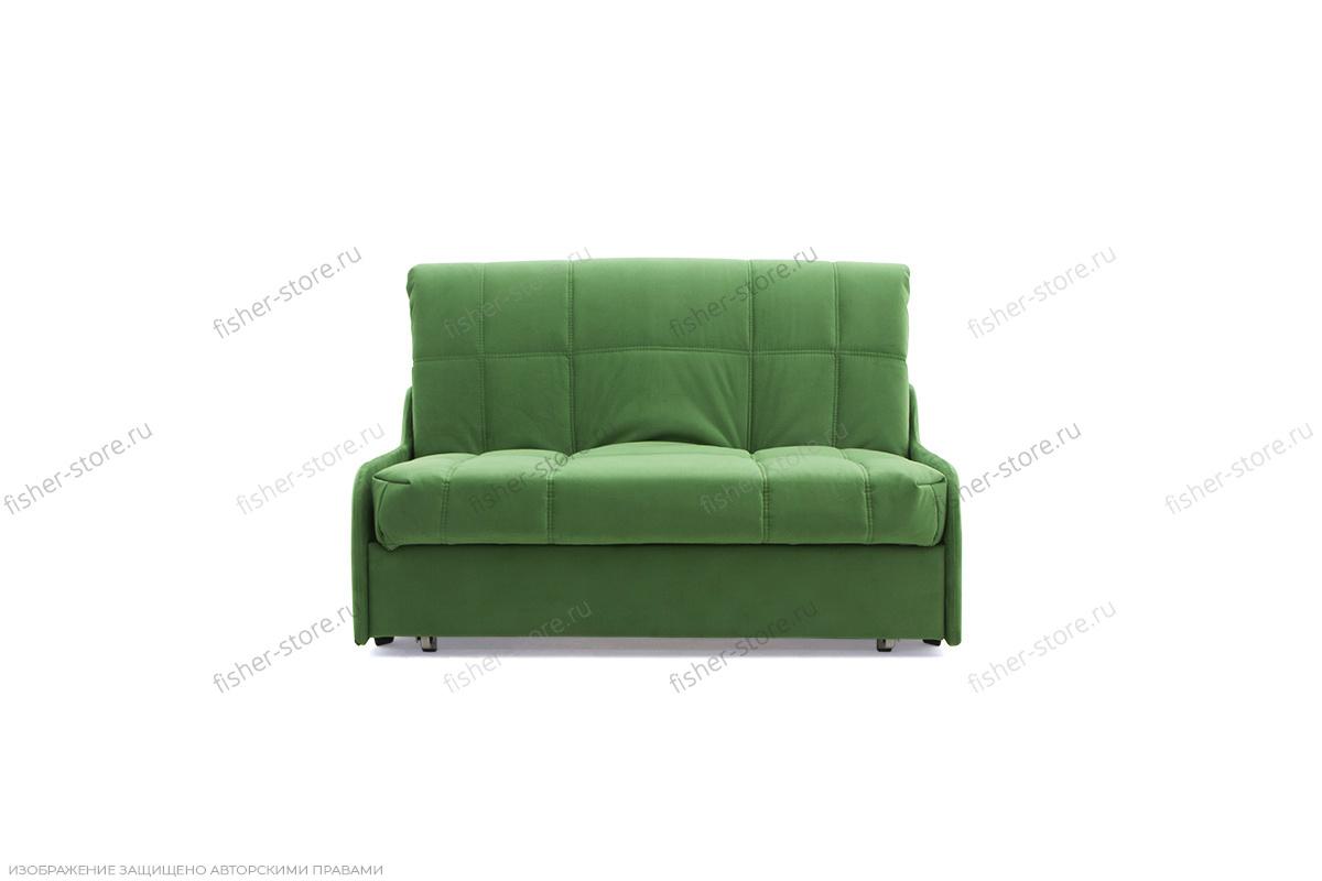 Прямой диван Виа-8 Maserati Green Вид спереди