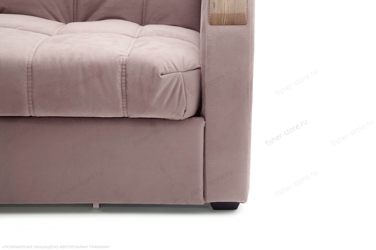 Прямой диван Виа-6 Amigo Java Ножки