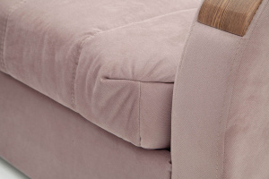 Прямой диван Виа-6 Amigo Java Текстура ткани
