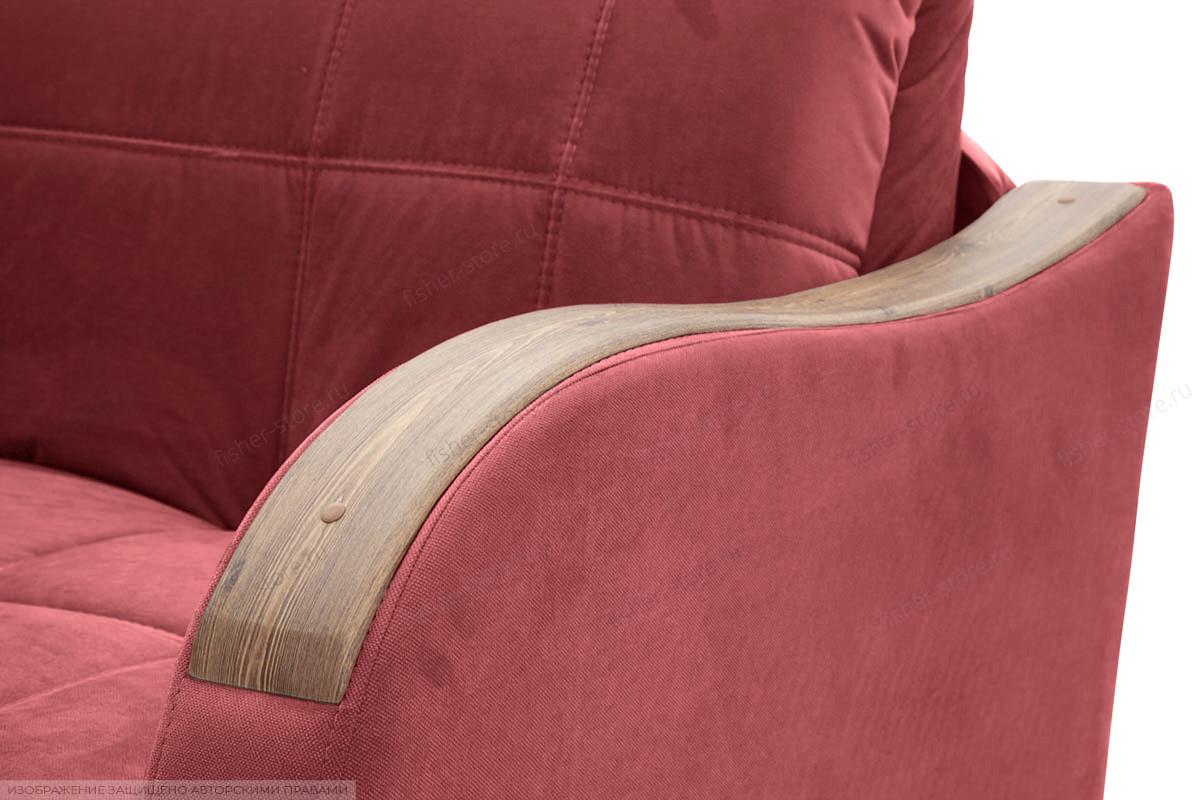 Прямой диван Виа-6 Amigo Berry Подлокотник