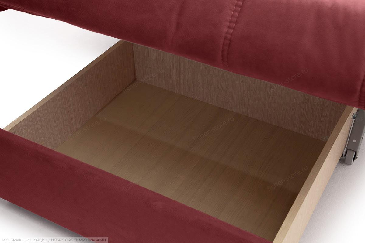 Прямой диван Виа-6 Amigo Berry Ящик для белья