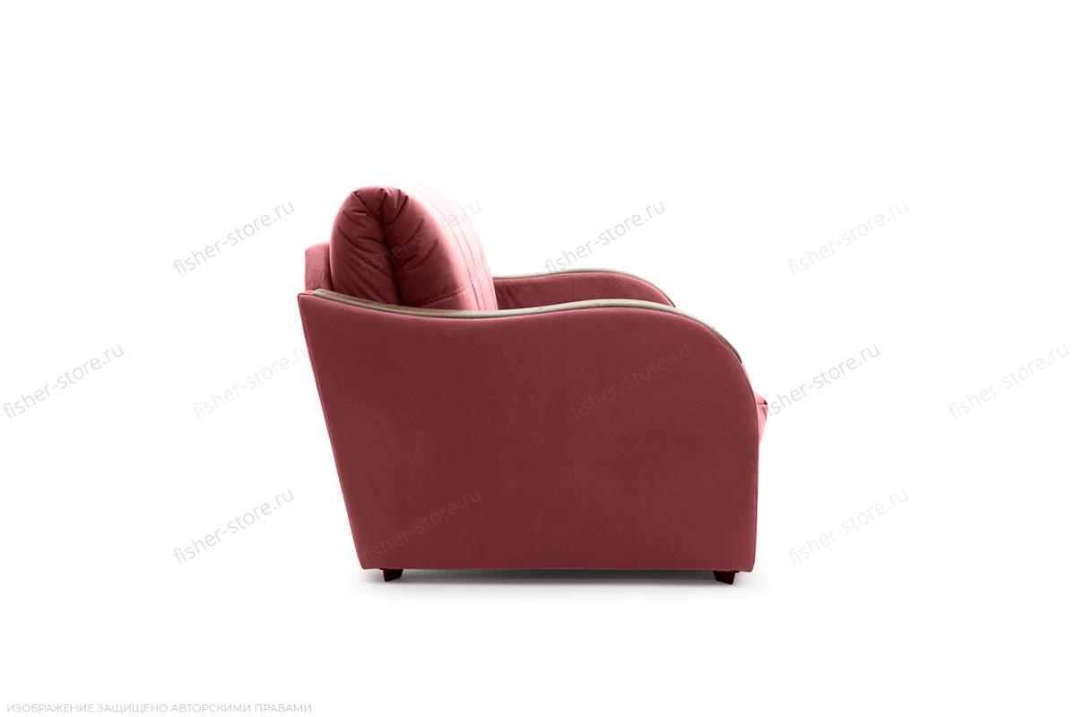 Прямой диван Виа-6 Amigo Berry Вид сбоку