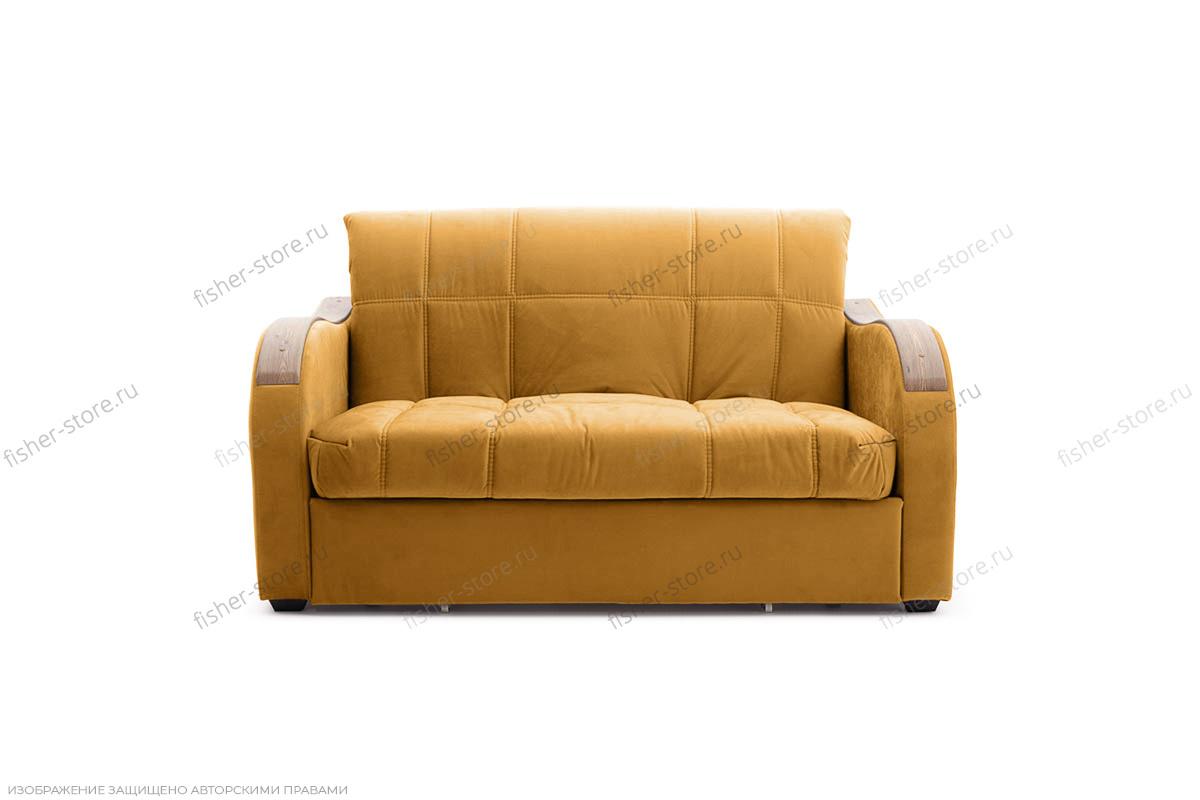 Двуспальный диван Виа-6 Amigo Yellow Вид спереди