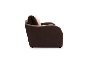 Прямой диван Виа-6 Amigo Brown Вид сбоку