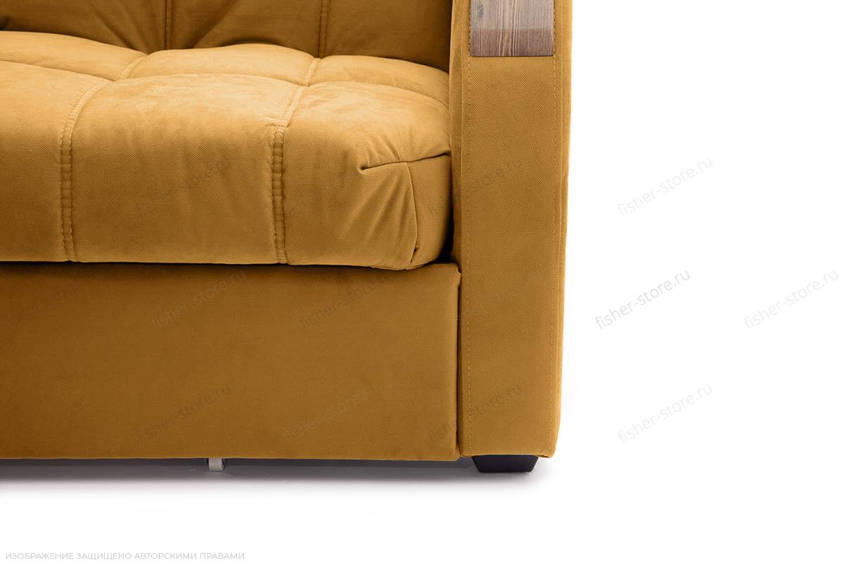 Двуспальный диван Виа-6 Amigo Yellow Ножки