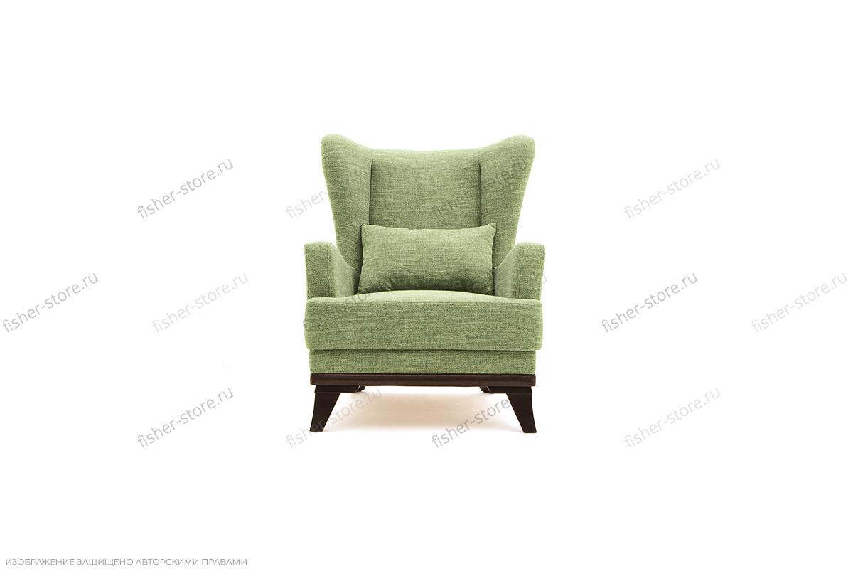 Кресло Адам люкс Orion Green Вид спереди