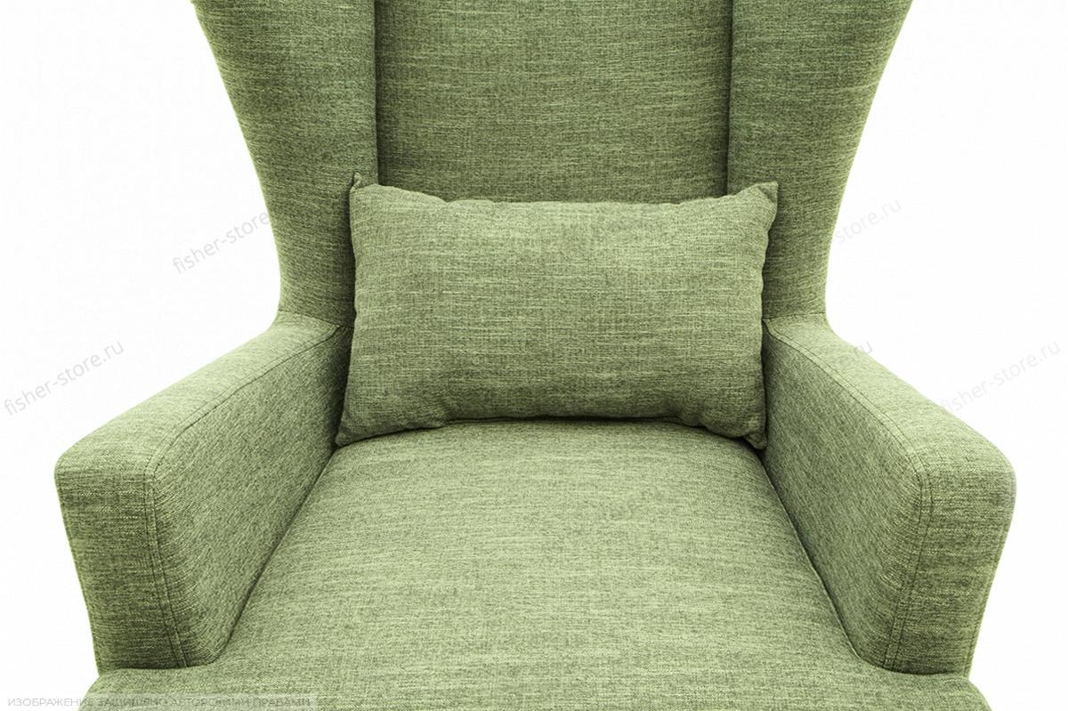Кресло Адам люкс Orion Green Подушки