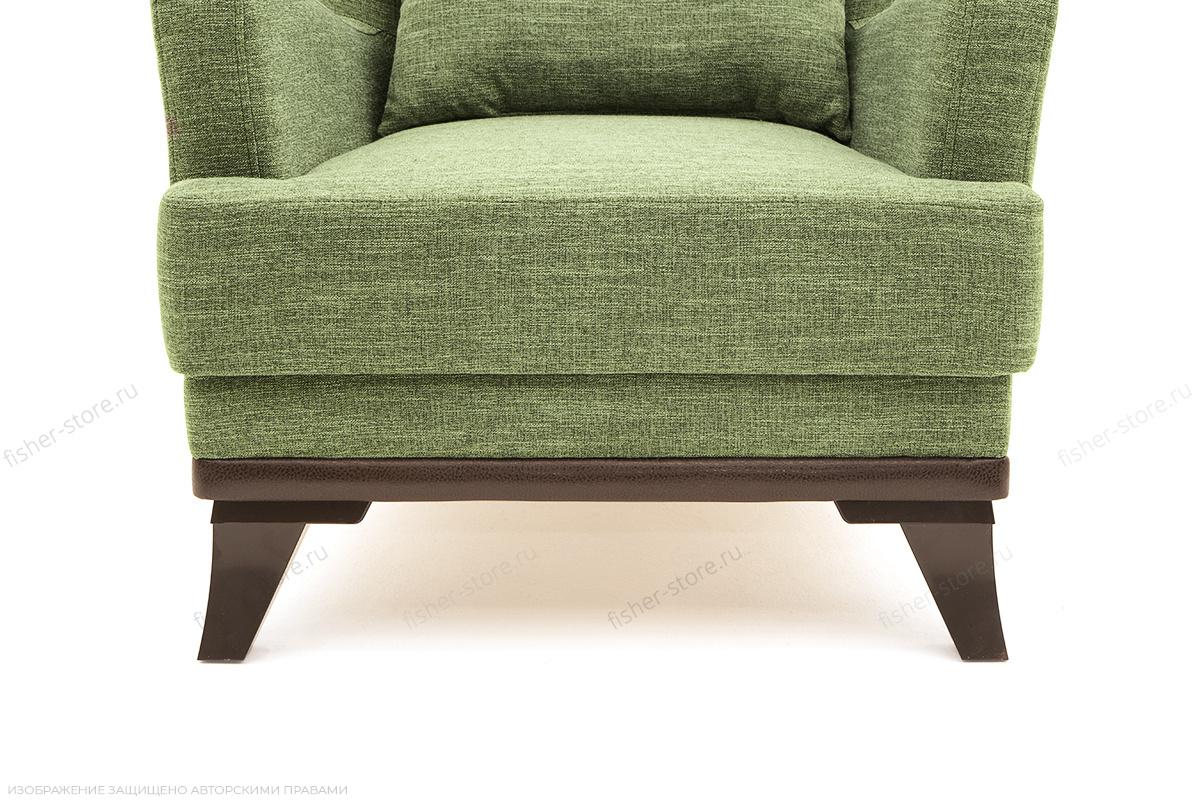 Кресло Адам люкс Orion Green Ножки