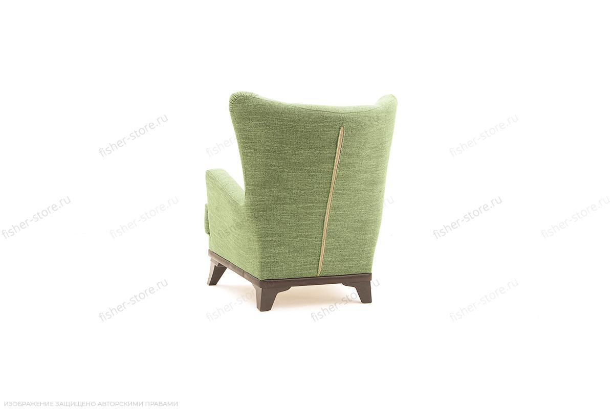 Кресло Адам люкс Orion Green Вид сзади