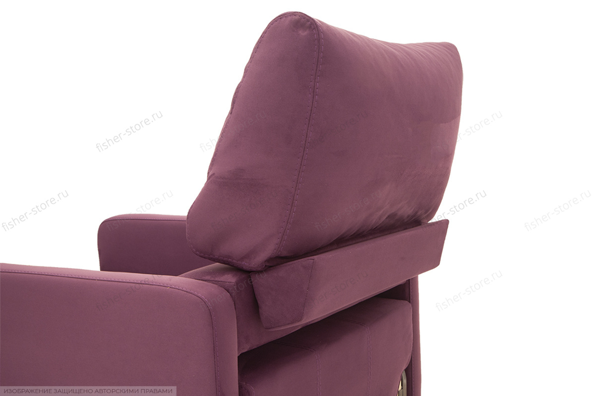 Кресло кровать Брут Violet Подушки