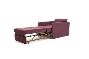 Кресло кровать Брут Violet Металлокаркас