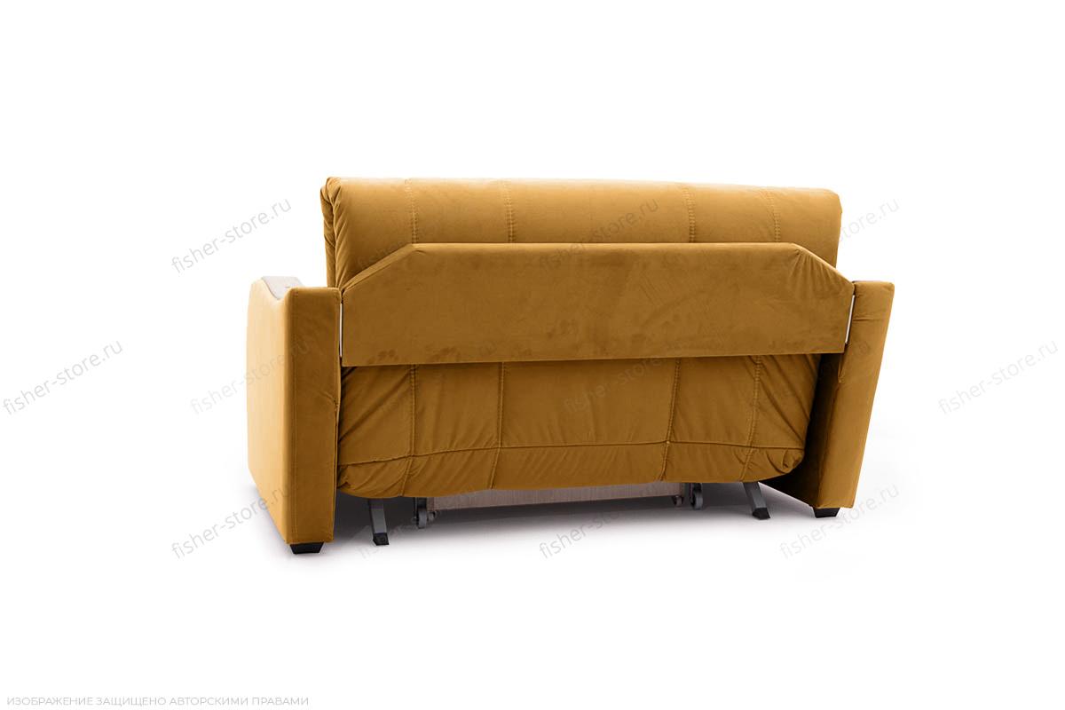 Двуспальный диван Виа-6 Amigo Yellow Вид сзади
