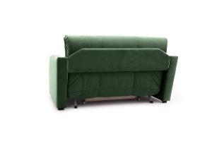 Прямой диван Виа-6 Amigo Green Вид сзади