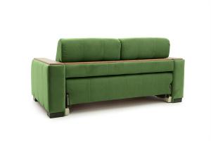 Прямой диван Берлин-2 Maserati Green Вид сзади