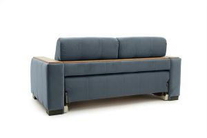 Двуспальный диван Берлин-2 Maserati Gray blue Вид сзади