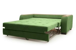 Прямой диван Берлин-2 Maserati Green Спальное место