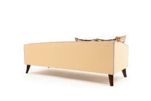 Двуспальный диван Парус-2 с опорой №11 History Summer + Orion Lilac Вид сзади