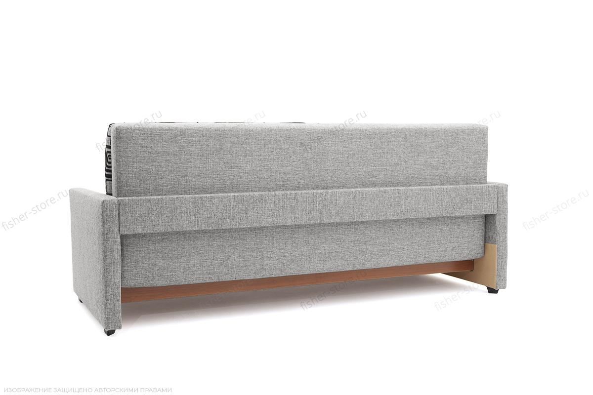 Прямой диван Джексон Grey + Grey TV Вид сзади