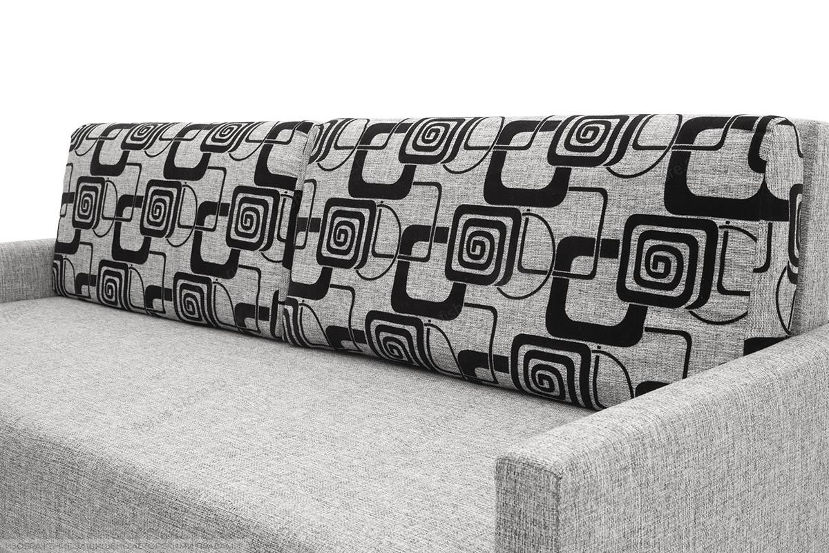 Прямой диван Джексон Grey + Grey TV Подушки