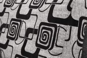 Прямой диван Джексон Grey + Grey TV Текстура ткани