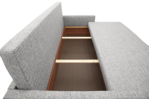 Прямой диван Джексон Grey + Grey TV Ящик для белья