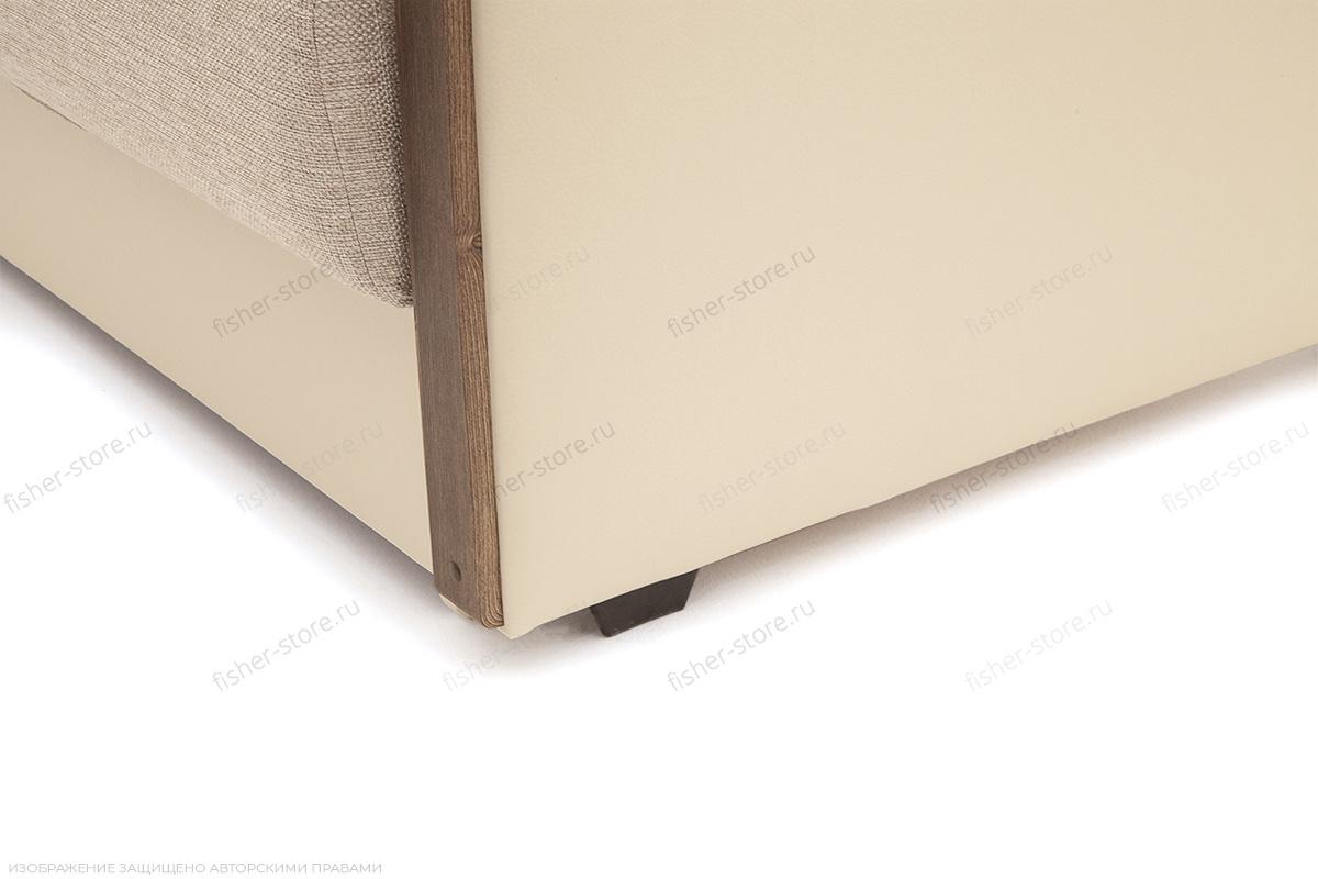 Двуспальный диван Джексон с накладками МДФ Beight + Sontex Beight Ножки