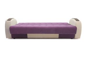 Прямой диван Вито-4 Maserati Purple + White Спальное место