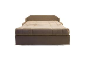 Прямой диван Виа-8 Maserati Light Brown Спальное место