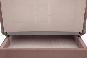 Прямой диван Виа-9 Maserati Light violet + Bieght Ящик для белья