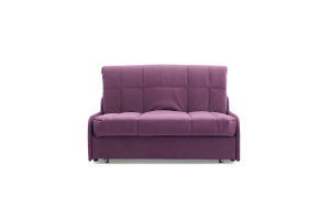Прямой диван Виа-8 Maserati Purple Вид спереди