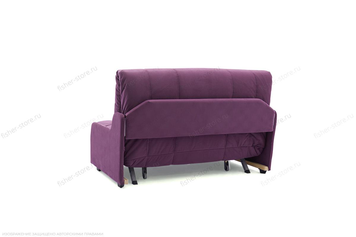 Прямой диван Виа-8 Maserati Purple Вид сзади