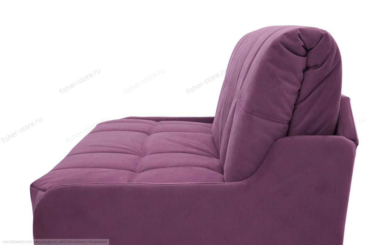 Прямой диван Виа-8 Maserati Purple Подушки
